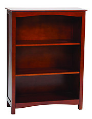 Bolton Furniture Wakefield Bookcase Cherry