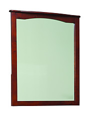 Bolton Furniture Wakefield Mirror Cherry