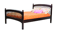 Bolton Furniture Windsor Full Bed Espresso
