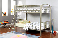 Furniture of America Lovia Bunk Bed