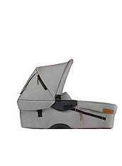 Mutsy Evo Urban Nomad Light Grey  Pram Body Bassinet