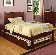Furniture of America Cara Bed Cherry
