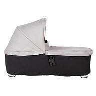 Mountain Buggy Carrycot Plus for Duet Silver