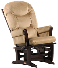 Dutailier D20-84A Platinum Modern Glider Multiposition and Recline