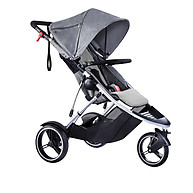 Phil & Teds Dash Buggy Grey