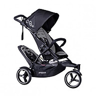 Phil & Teds Dot Buggy with Double Kit Graphite