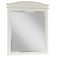 Bolton Furniture Emma Mirror White