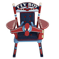 Fly Boy Airplane Rocker