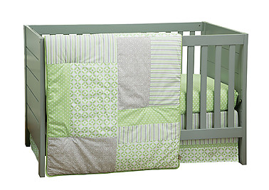 Trend Lab Lauren 3PC Crib Bedding Set
