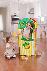 Little Partners The Learning Tower Playhouse Kit- Lemonade and Ice Cream Stand