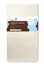 Naturepedic Organic Cotton Classic 150 Seamless Crib Mattress