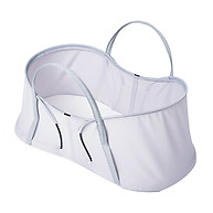 Phil & Teds Nest Travel Bassinet Silver