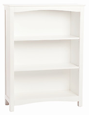 Bolton Furniture Wakefield Bookcase White
