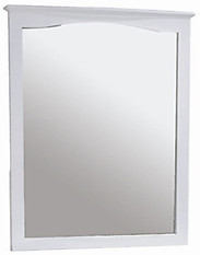 Bolton Furniture Wakefield Mirror White