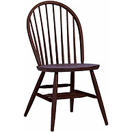 Bolton Furniture Bow Back Chair Espresso