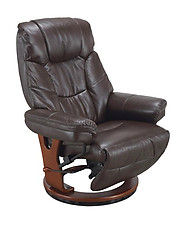 Mac Motion Caprice Breathable Air Leather Recliner Angus