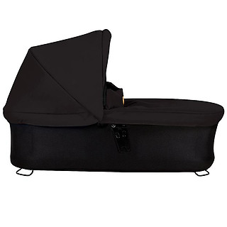 Mountain Buggy Carrycot Plus for Swift & Mini Black