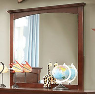 Furniture of America Colin Mirror Cherry