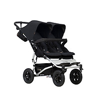Mountain Buggy 2017 Duet Stroller Black