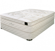NaturaOrganics EcoSanctuary Firm Mattress