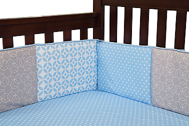 Trend Lab Logan 4PC Bumper Set