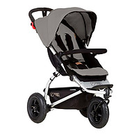 Mountain Buggy Swift Stroller Silver