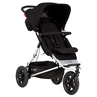 Mountain Buggy +One Stroller Black