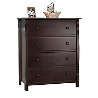 SB2 Furniture Princeton/ Tuscany 4 Drawer Dresser Espresso