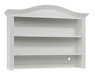 Sorelle Furniture Providence Hutch White