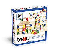 Guidecraft Texo? 210 Piece Set