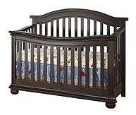 Sorelle Furniture Vista Elite 4 in 1 Crib Espresso