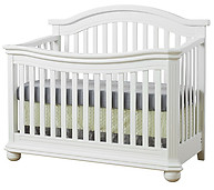 Sorelle Furniture Vista Elite 4 in 1 Crib White