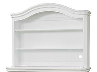 Sorelle Furniture Vista Elite Hutch White
