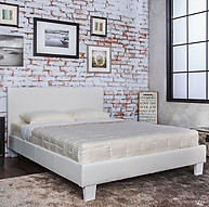 Furniture of America Winn Park Bed White