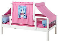 Maxtrix YO 28 Daybed with Back and Front Safety Rails and Top Tent